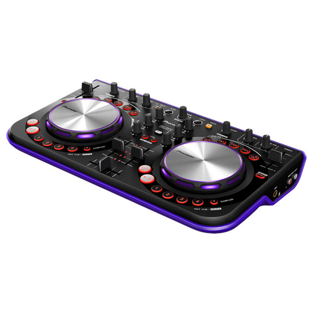 DISC Pioneer DDJ-WeGo Controller, Violet