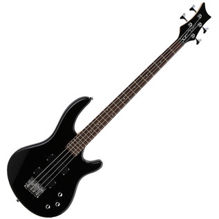 Dean Edge 1 Bass Guitar, Classic Black