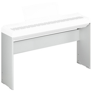 Yamaha L-85WH Stand for Yamaha P-105 White
