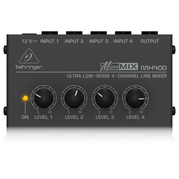 Behringer MX400 4-Channel Mixer