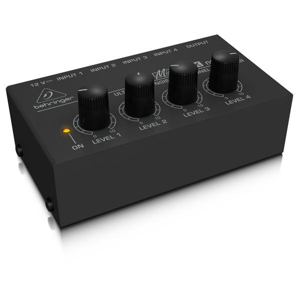Behringer MX400 Mixer