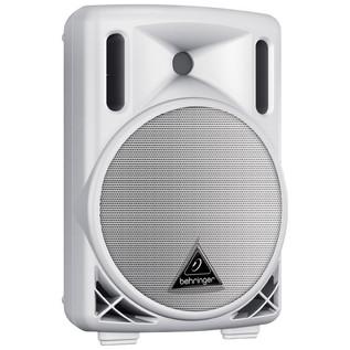Behringer B208D-WH Eurolive Active PA Speaker, White (Main)