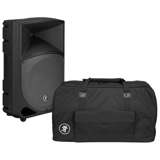 Mackie Thump TH12A Active Speaker with Free Speaker Bag