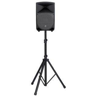 Mackie Thump TH12A Active Speaker with Free Speaker Bag - mounted