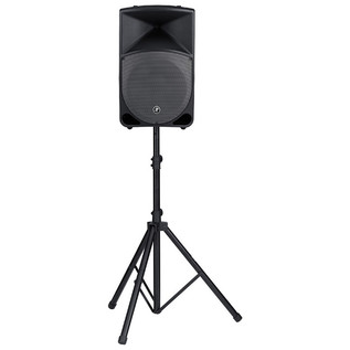 Mackie Thump TH15A Active Speaker with Free Speaker Bag - tripod