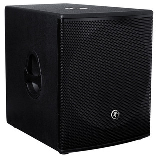 Mackie SRM1801 1000W Active Sub with Free Integrated Pole