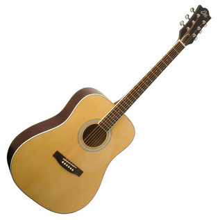Eko Laredo Acoustic Guitar with Fast Lok Technology, Natural Gloss