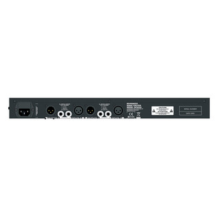 Behringer SX3040 Sonic Exciter Stereo Sound Enhancement Processor (Rear)