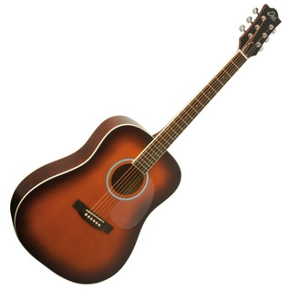 Eko Laredo Acoustic Guitar with Fast Lok