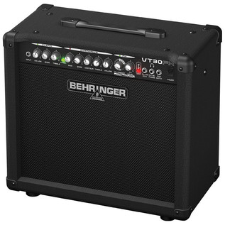 Behringer VT30FX Virtube 30W 2-Channel Guitar Amplifier with FX (Main)