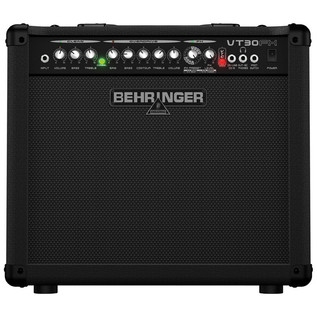 Behringer VT30FX Virtube 30W 2-Channel Guitar Amplifier with FX (Front)