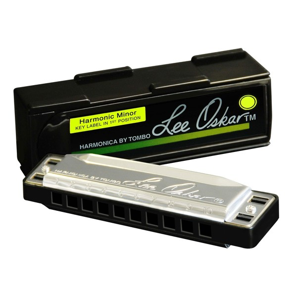 Lee Oskar Harmonica Minor Bb