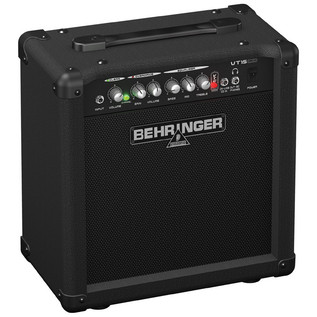 Behringer VT15CD Virtube 15W 2-Channel Guitar Amplifier (Left)
