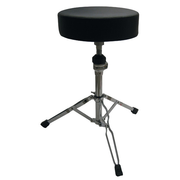 Quiklok DB3V Drum Stool Height Adjustable Chrome Plated