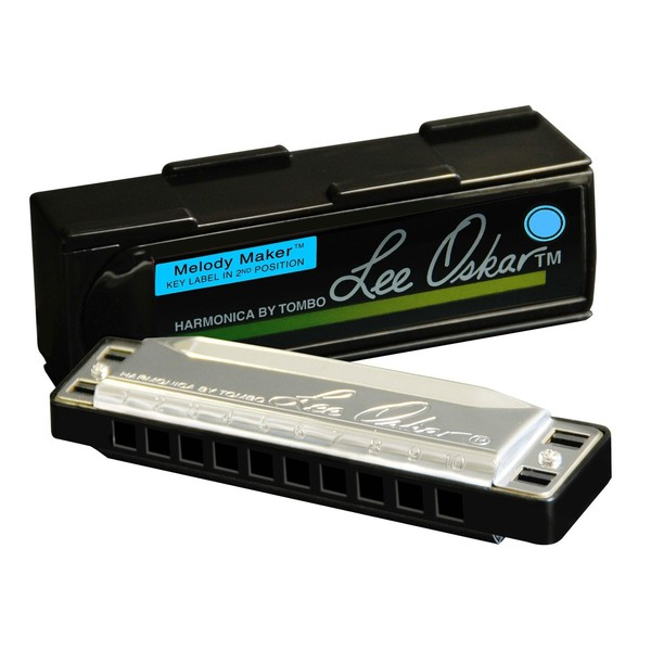 Lee Oskar Harmonica Melody Maker G