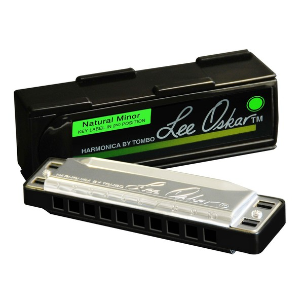 Lee Oskar Natural Minor Harmonica - Key of D