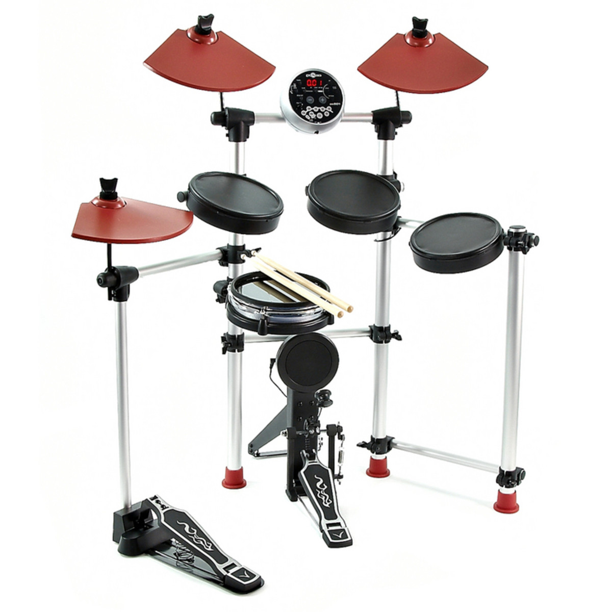 Yamaha Dd Electronic Drum Kit