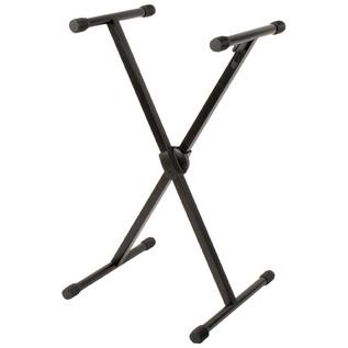 "Quiklok T500 Heavy-Duty Keyboard ""X"" Stand w/ Trigger-Lok (Main)"