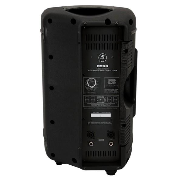 Mackie C200 Speaker, Rear
