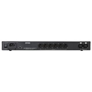 Mackie SP260 2x6 Speaker Processor (Rear)