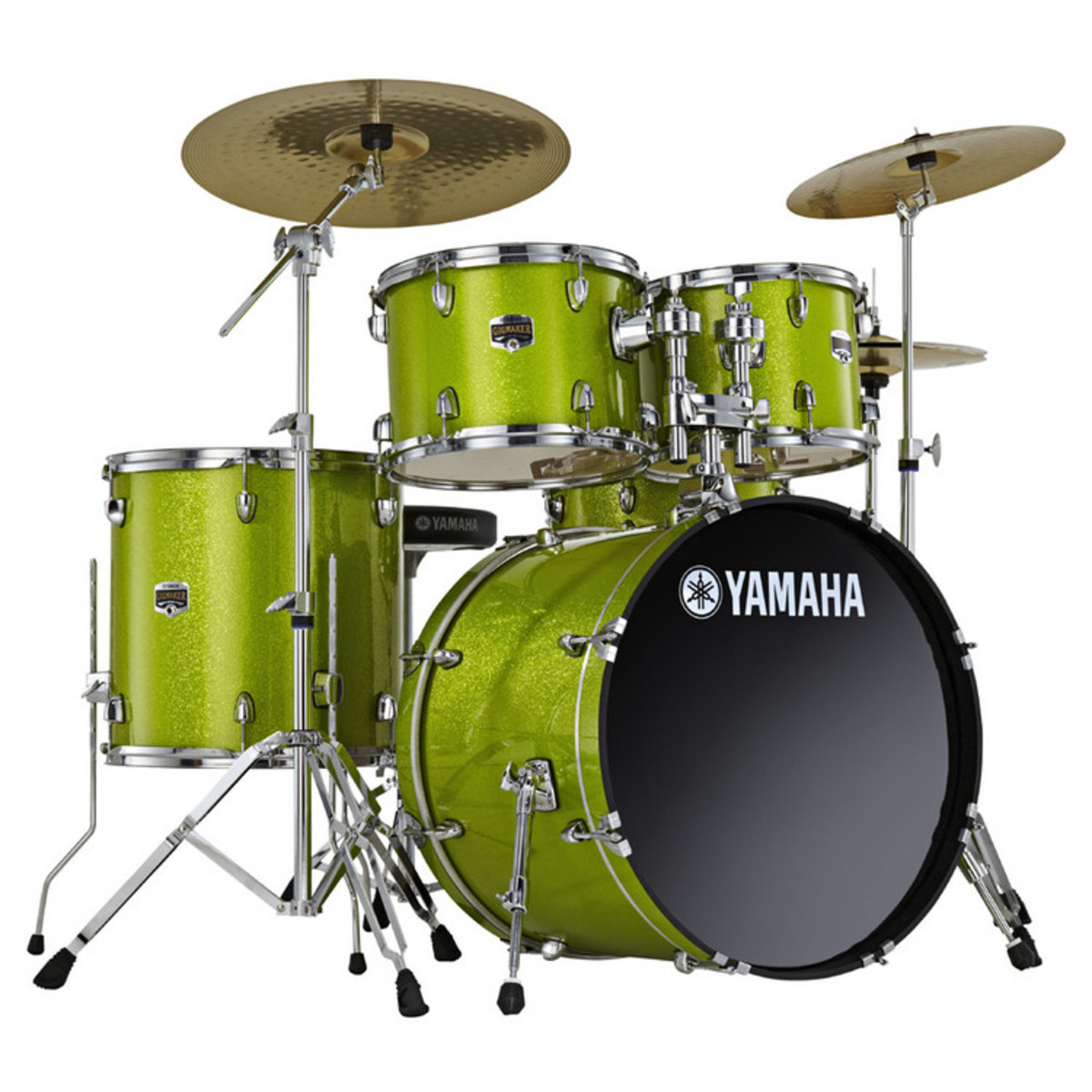Yamaha Gigmaker 20 Quot Fusion Bater 237 A Verde Brillante