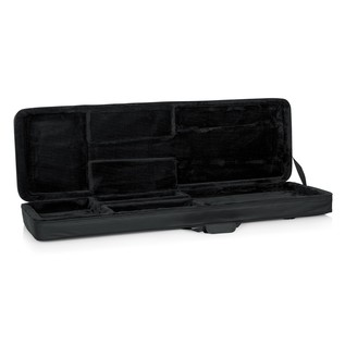 Gator GL-BASS Rigid EPS Electric Bass Guitar Case, Interior