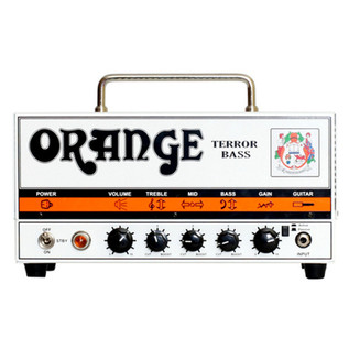 Orange Bass Terror 500W Bass Amp Head