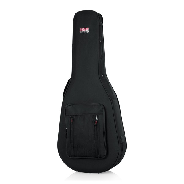Gator GL-CLASSIC Rigid EPS Classical Acoustic Guitar Case, Front