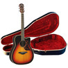 Yamaha A3R elektro-akustična kitara,    Vintage Hardcase Sunburst Inc