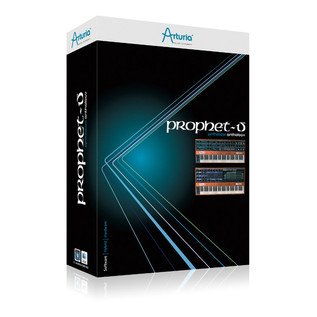 Arturia Prophet V2 Software Synthesizer