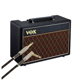 Vox Pathfinder 10 Guitar Combo Amp with FREE 6m Instrument Cable