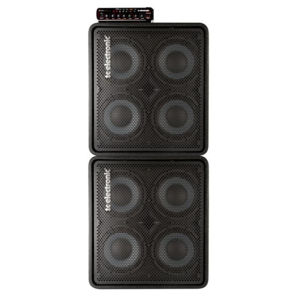 "TC Electronic RS410 Bass Speaker Cab, 4 x 10"""