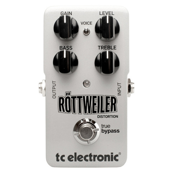 TC Electronic Rottweiler Metal Distortion Front