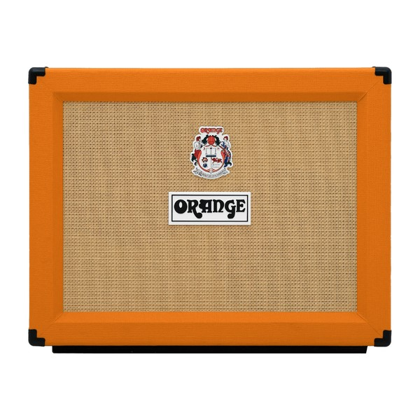 Orange PPC212OB 2 x 12 Open Back Cab (Front)