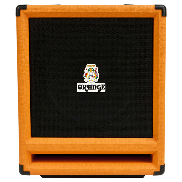 Disc Orange Smart Power 2 X 12 Isobaric Bass Speaker Cabinet At