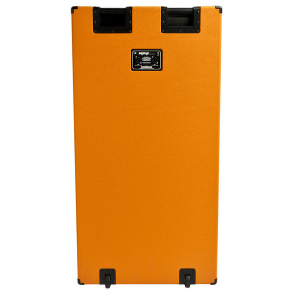 "Orange OBC810 8x10"" Bass Speaker Cabinet (Back)"
