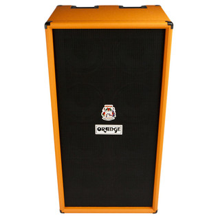 "Orange OBC810 8x10"" Bass Speaker Cabinet (Front Centre)"