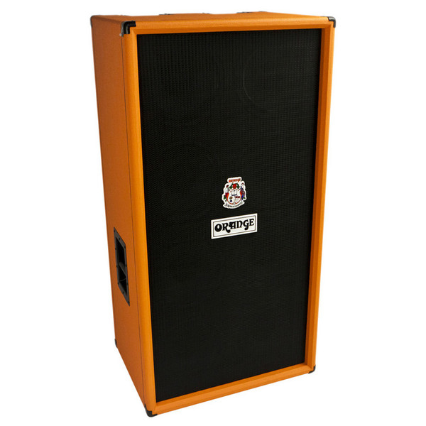 "Orange OBC810 8x10"" Bass Speaker Cabinet (Front Left)"