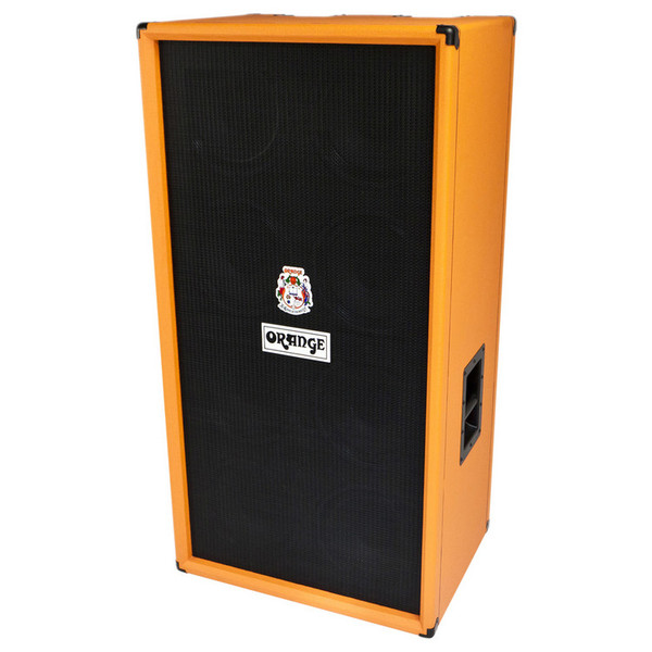 "Orange OBC810 8x10"" Bass Speaker Cabinet (Front Right)"