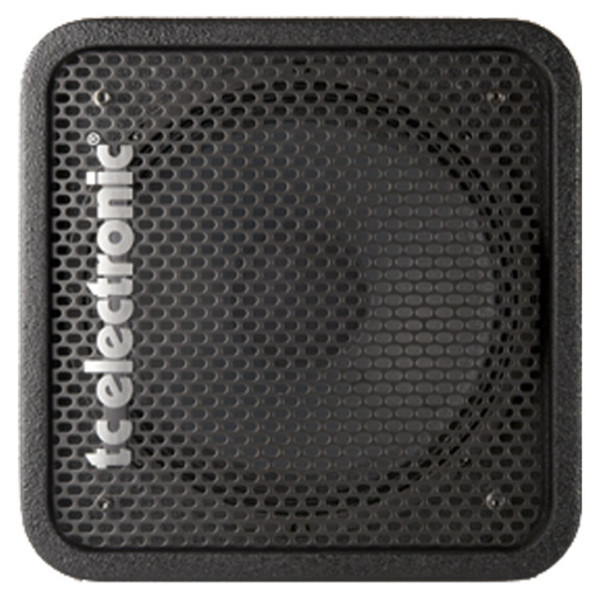 """TC Electronic RebelStack RS112 Bass Speaker Cab, 1 x 12"""""""