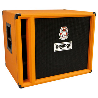 Orange OBC 115 Bass Speaker Cabinet (Front Left)