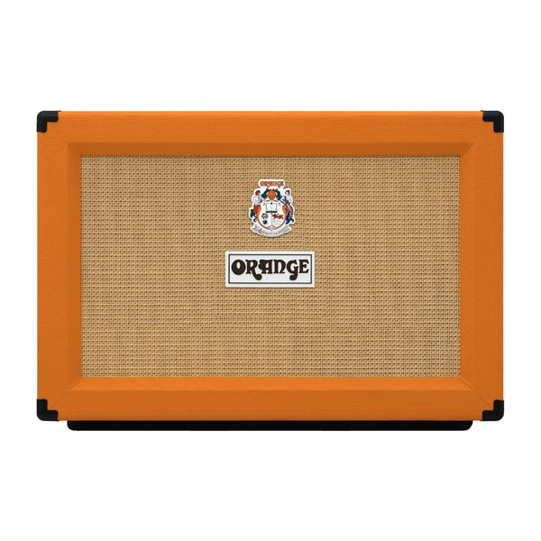 Orange PPC212 2 x 12 Closed Back Cabinet (Front)