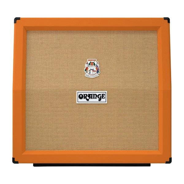 Orange PPC412 Angled 4 x 12 Cabinet (Front)