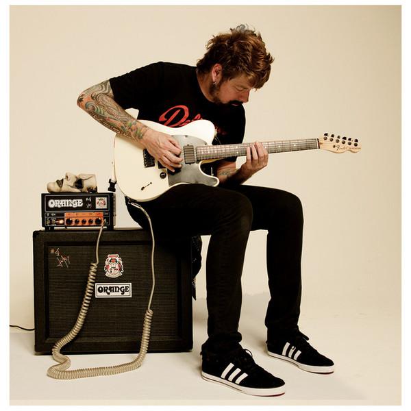 Orange Jim Root Terror Head, Guitar Amp Head (Jim Root)