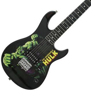 Ubisoft Rocksmith + MARVEL Hulk 3/4 Guitar PS3 Package