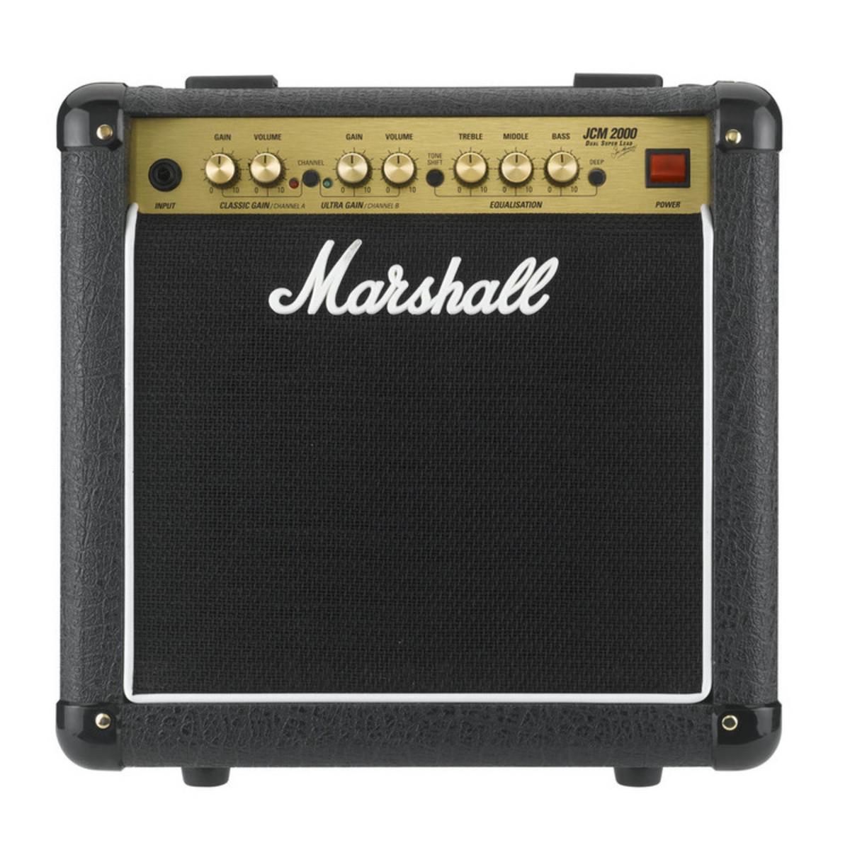 marshall dsl1c 1w valve guitar amp combo at gear4music. Black Bedroom Furniture Sets. Home Design Ideas