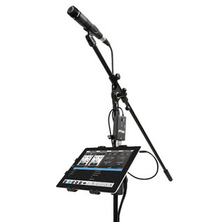 IK Multimedia iRig Pre Microphone Interface for iOS Devices