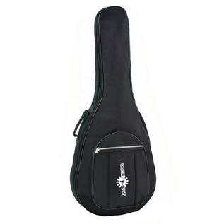 Ibanez AW70 Electro-Acoustic Artwood Guitar, Trans Blue Sunburst Free Bag