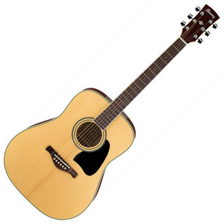 Ibanez AW70 Acoustic Artwood Guitar, Natural