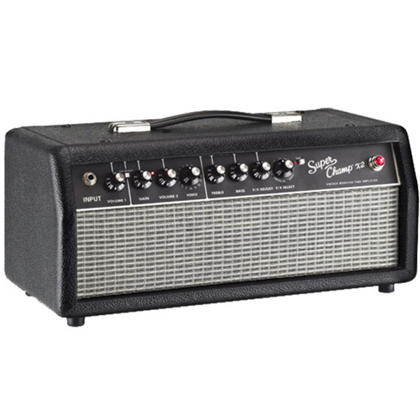 Fender Super Champ X2 HD Guitar Valve Amp Head